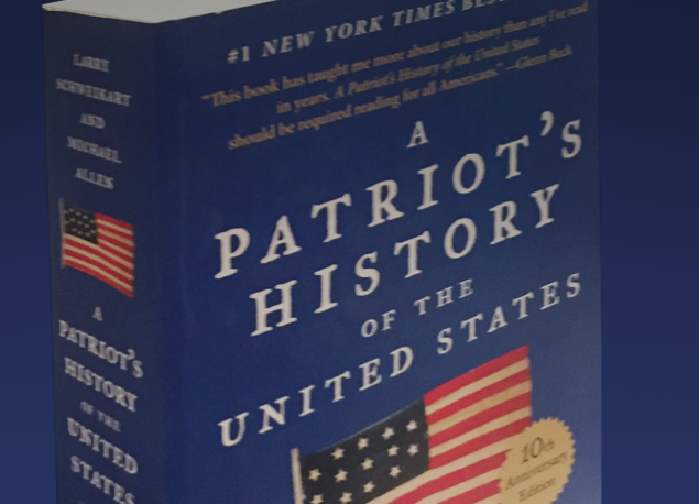 Patriots History Book Everywhere